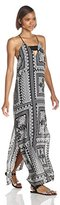 Finders Keepers findersKEEPERS Women's Midnight Printed Maxi Dress