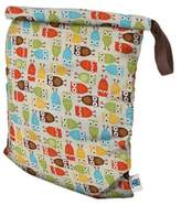 Bed Bath & Beyond Planet Wise Large Roll-Down Wet Bag in Owl