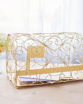 Cathy's Concepts Cathys Concepts Gold Heart Reception Gift Card Mailbox