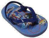 Disney Toddler Boys' Miles From Tomorrowland Flip Flop Sandals - Blue