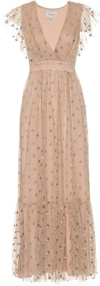 Temperley London Fortuna tulle dress
