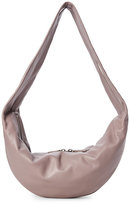 Jil Sander Light Grey Sling Hobo