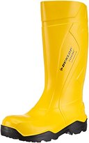 Dunlop Unisex Adults' C762241 S5 PUROFORT+ Safety Boots Yellow Size: