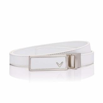 Callaway Women's Leather Belt