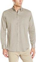 Van Heusen Men's Long Sleeve Check Premium Non Iron Shirt