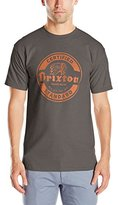 Brixton Men's Soto Short Sleeve Standard T-Shirt