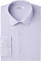 Bar III Men's Slim-Fit Stretch Easy-Care Tulip Print Dress Shirt, Created for Macy's
