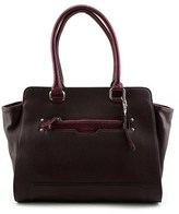 Aldo Ryana Women Purple Satchel.
