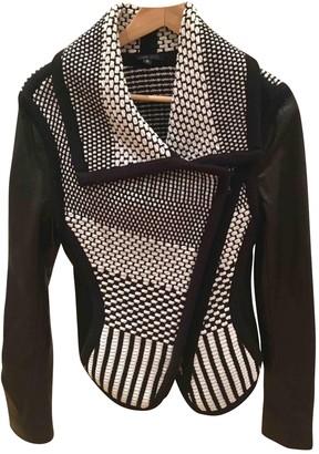 Ohne Titel Multicolour Wool Jacket for Women