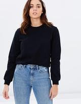 G Star Xula Cropped Sweatshirt