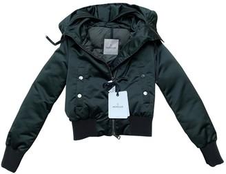 Moncler Green Jacket for Women