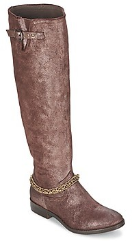 NOW JUBILEE women's High Boots in Brown