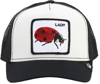 Goorin Bros. Lady Bug Patch Trucker Hat