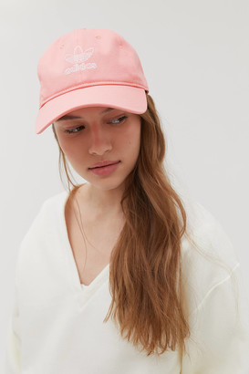 adidas Outline Logo Relaxed Baseball Hat