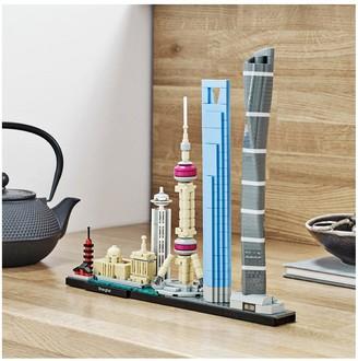 Lego 21039 Shanghai Skyline Collection