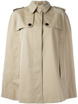 Burberry 'Wolseley' trench coat - women - Cotton - M