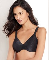 Lilyette Dream Women`s Jacquard Minimizer Bra - Best-Seller, 0455