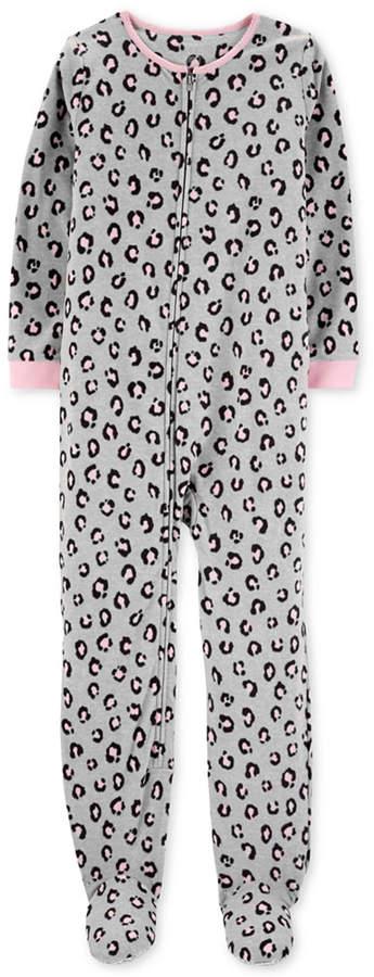 32a139298b4eb Kids Animal Print Pajamas - ShopStyle