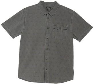 O'Neill Carter Short Sleeve Printed Standard Fit Shirt