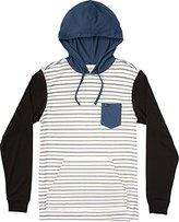 RVCA Men's Set Up Hood Sweatshirt