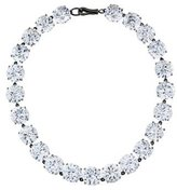 Bottega Veneta Crystal Collar Necklace