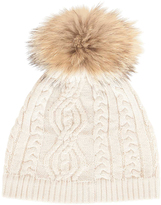 Neve Cream Jolene Merino Wool Hat