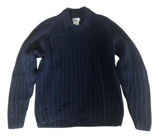 Hermes Blue Wool Knitwear & Sweatshirts