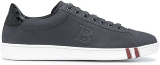 Bally Low-Top Logo Trainers