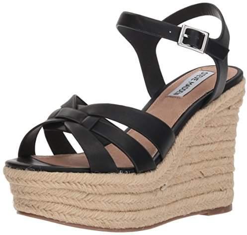 Mini Lszgvqump Black Shopstyle Sandal Wedge XwkPN8n0O