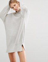 Daisy Street Cocoon Sweater