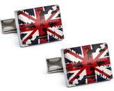 English Laundry Union Jack Cufflinks