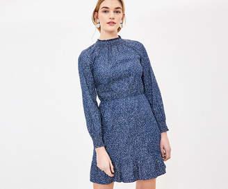 Oasis Spot Print Skater Dress