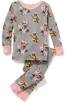 Old Navy 2-Piece Floral Sleep Set for Toddler & Baby