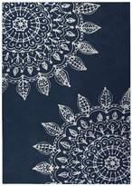 Kavka Designs Pinwheel Heena Indoor/Outdoor Floor Mat