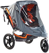 BOB Strollers duallie weather shield