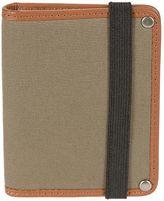 Bill Adler Men's RFID-Blocking Canvas Card & ID Wallet