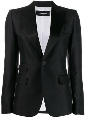 DSQUARED2 classic tuxedo blazer