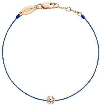 Redline 18kt Rose Gold Pure Diamond Bracelet