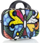 Heys Britto Butterfly 7-Inch Hardside Cosmetic Case