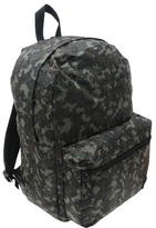 Fabric Digital Camouflage Backpack