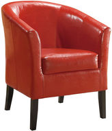 Linon Simon Club Chair