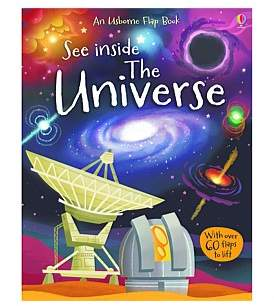 Harper Collins See Inside The Universe