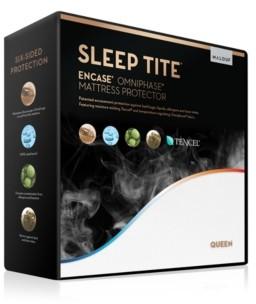 Malouf Sleep Tite Queen Encase Omniphase / Tencel Mattress Protector