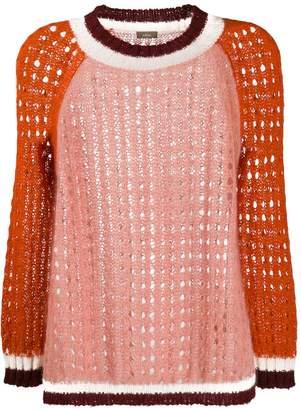 Altea colour block jumper