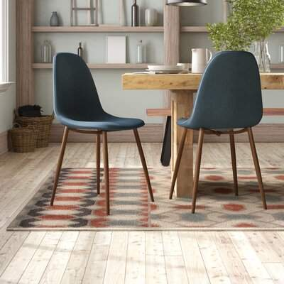 Incredible George Oliver Birdsall Upholstered Dining Chair George Oliver Cjindustries Chair Design For Home Cjindustriesco