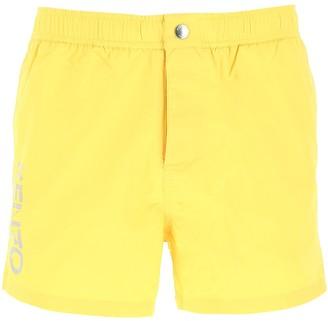 Kenzo Logo Swim Shorts