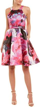 Parker Black A-Line Dress