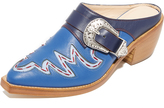 Hilfiger Collection Cowboy Boot Mules