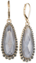 lonna & lilly Elongated Stone Drop Earrings