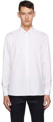 Saint Laurent White Classic Shirt